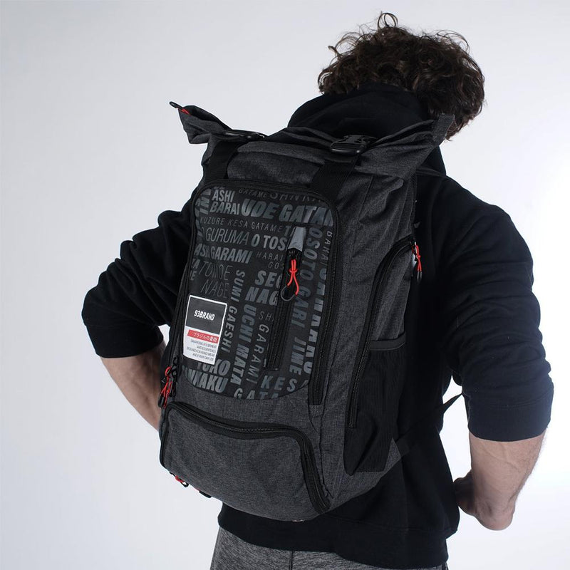 93brand Premium Backpack