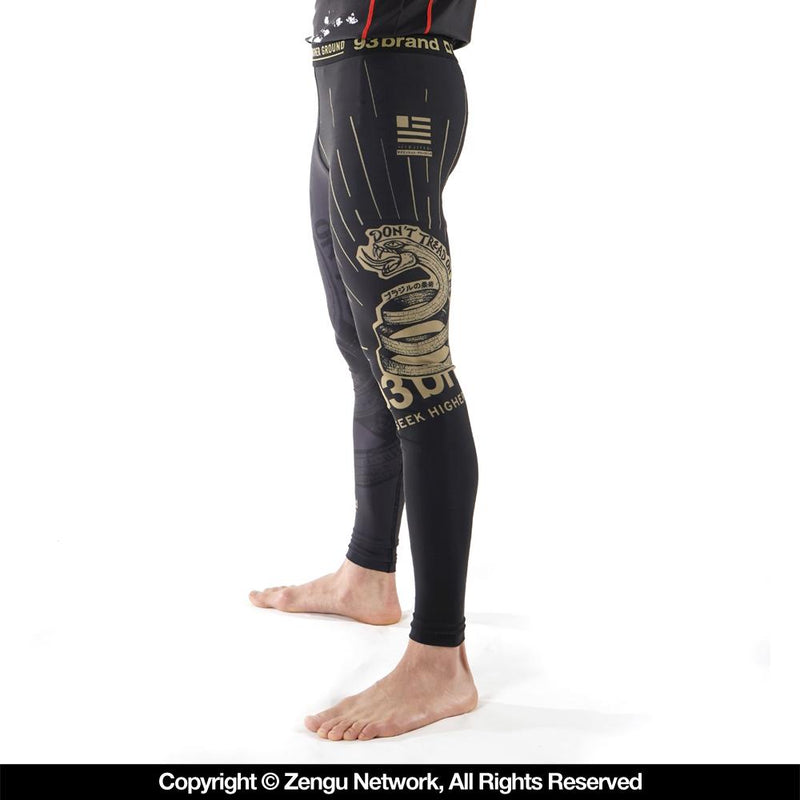 "93brand ""Strong Snake"" Spats"