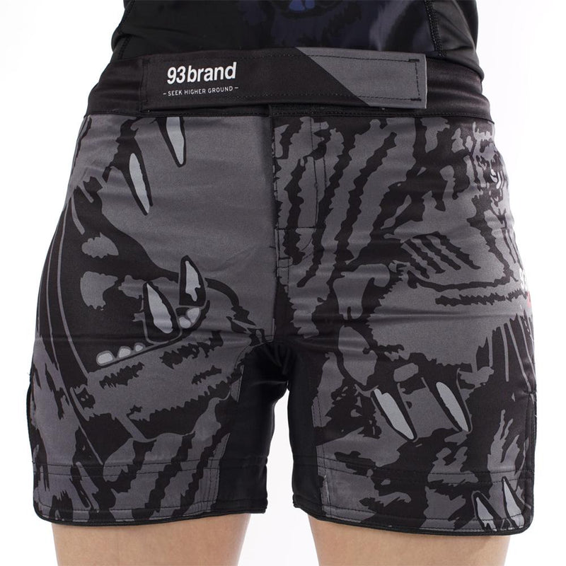 "93brand ""Dark Tiger"" Women's Shorts"
