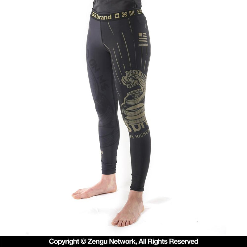 "93brand Women's ""Strong Snake"" Spats"