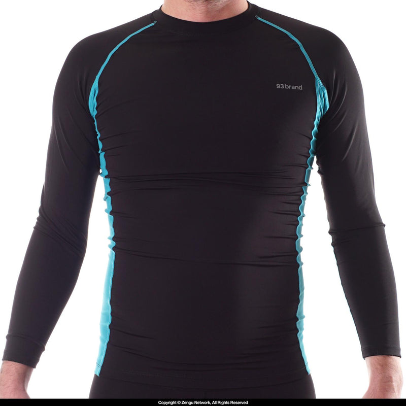93brand Standard Issue Tron Rash Guard