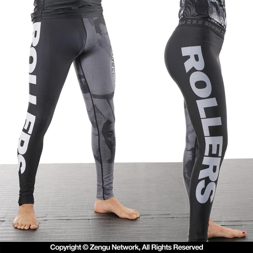 "93brand ""Rollers"" Spats"