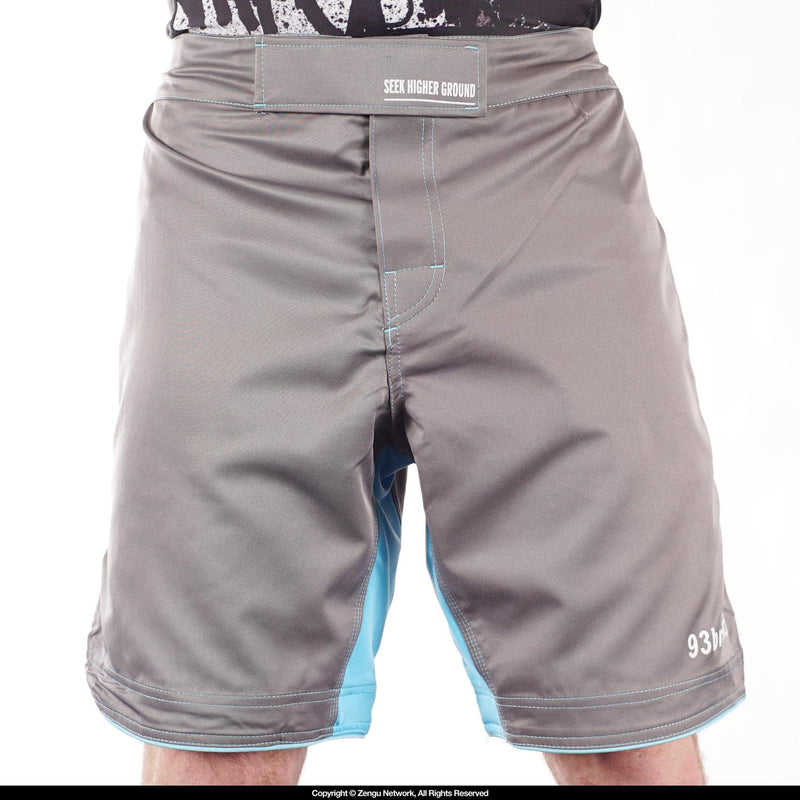 "93brand ""Standard Issue"" Shorts - Grey/Blue"