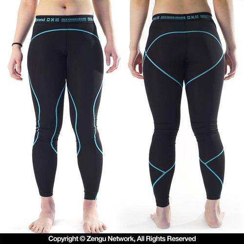 93brand Standard Issue Women's Spats - Tron