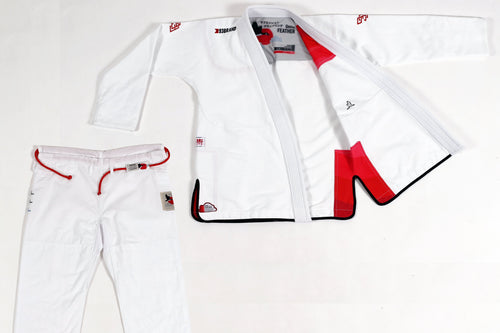 "93brand ""Goose Feather"" Lightweight Women's Jiu Jitsu Gi"