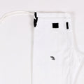 93brand Separate BJJ Gi Pants - White