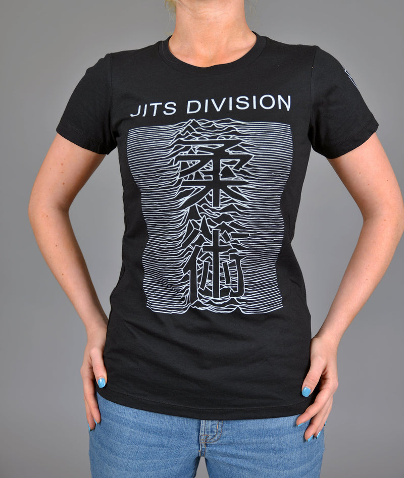 "93brand ""DIVISION"" Women's Tee"