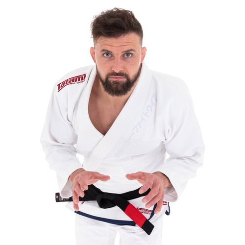 "Tatami ""The Competitor"" BJJ Gi - White"