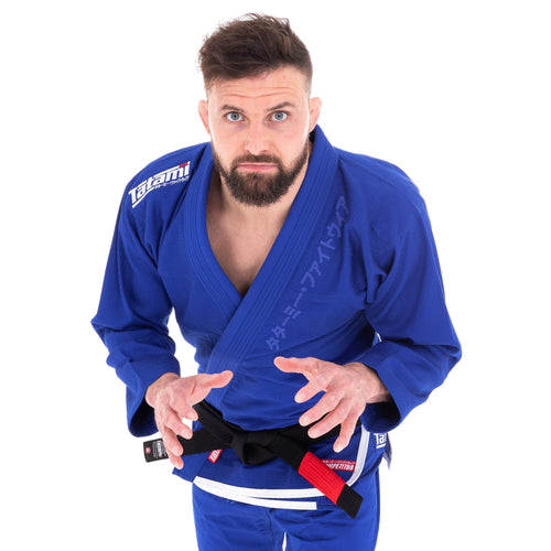 "Tatami ""The Competitor"" BJJ Gi - Blue"