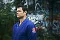 "Flow Kimonos ""Air"" BJJ Gi - Blue"
