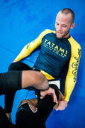 Tatami Supply Co Long Sleeve Rashguard - Navy