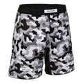 Tatami Rival Grappling Shorts - White & Camo