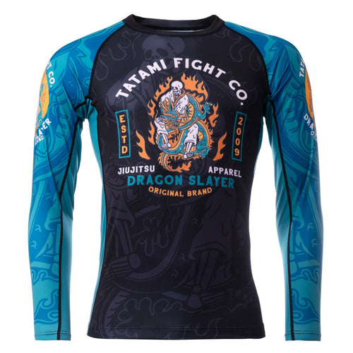 Tatami Dragon Slayer Eco Tech Recycled Rash Guard
