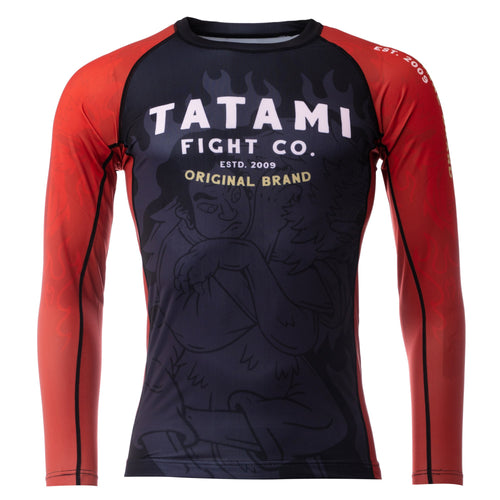 Tatami Mata Leao Eco Tech Recycled Rash Guard