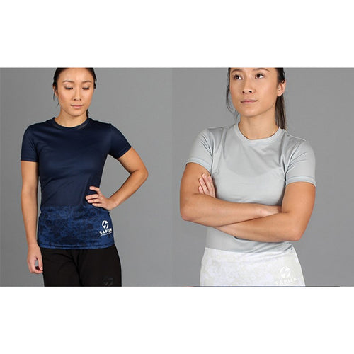 SAPIEN DRY FIT Women's SHIRTS 2-PACK