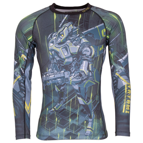 Tatami Urban Warrior Rash Guard