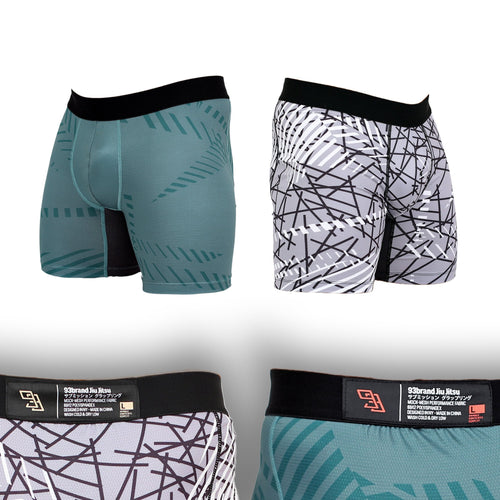 93brand Special Edition V3 Grappling Underwear 2-PACK