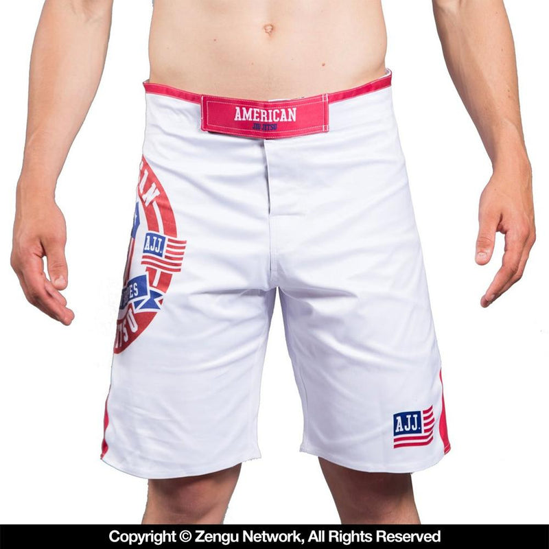 "American Jiu Jitsu ""Badge"" Shorts"