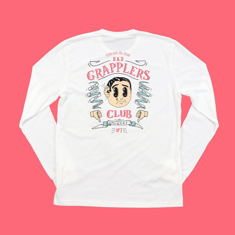 "93brand ""Bad Grapplers Club"" Long-Sleeve Shirt"