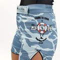 "93brand ""Water"" Women's Shorts"
