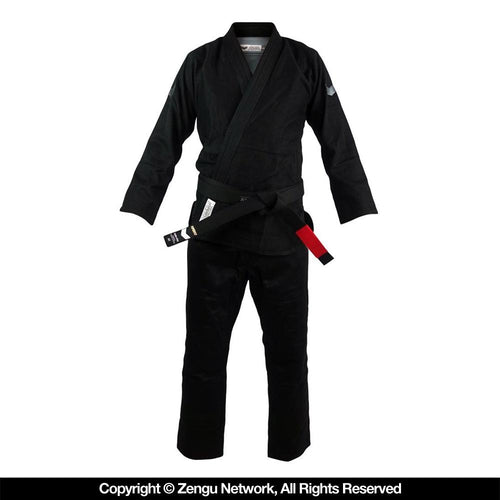 "Hyperfly ""Icon"" II BJJ Gi - Black"