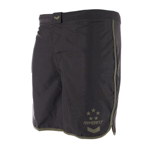 "Hyperfly ""YCTH"" Shorts - Black/Green"