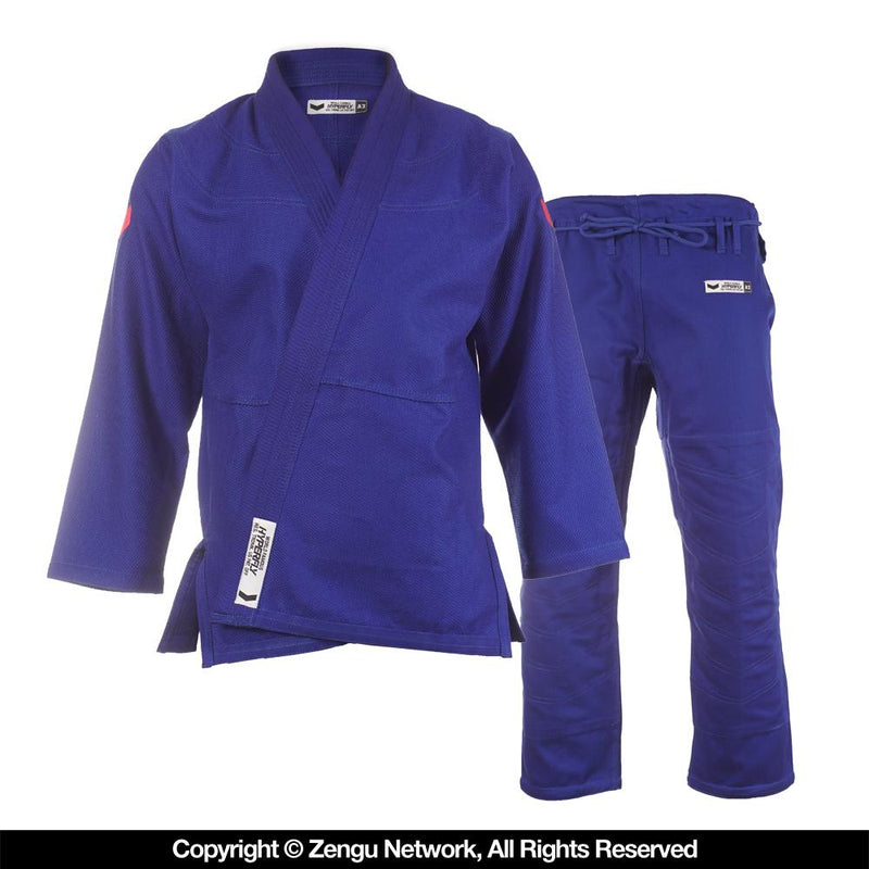 "Hyperfly ""Icon"" Blue Jiu Jitsu Gi"