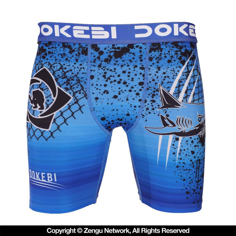"Dokebi ""Shark"" Compression Shorts"