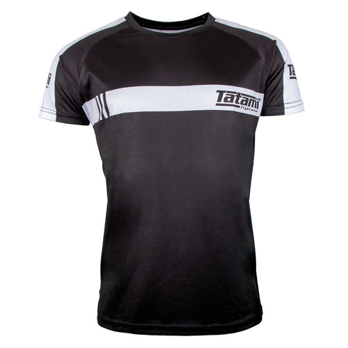 "Tatami ""Technical"" Training T-Shirt - Black"