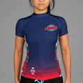 "93brand ""Combate!"" Women's Rash Guard"