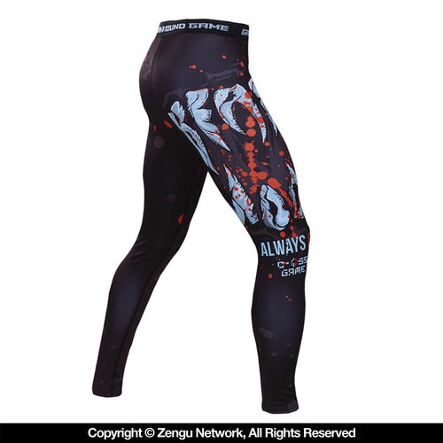"Ground Game ""Beast Mode"" Women's Spats"
