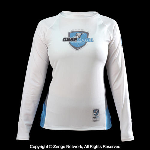 Grab and Pull Women's Rash Guard
