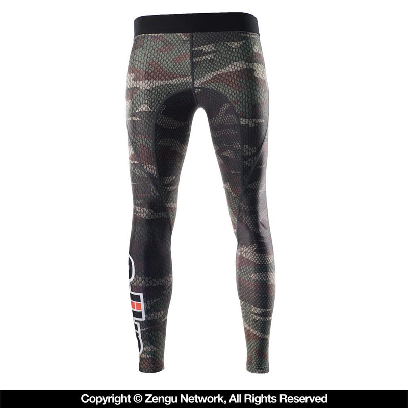 "Grips Athletics ""Snake Camo"" Spats"