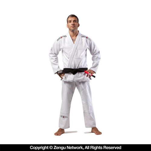 "Grips Athletics ""Secret Weapon 2.0"" BJJ Gi - White"