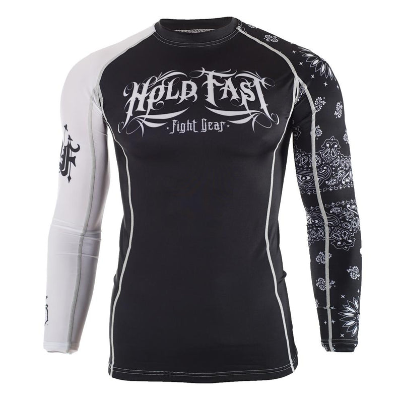Hold Fast C/S Respect Rash Guard