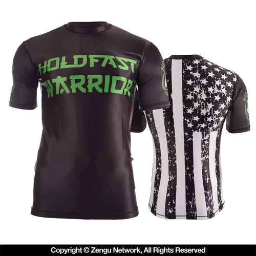 "Holdfast ""Warrior"" Rash Guard"