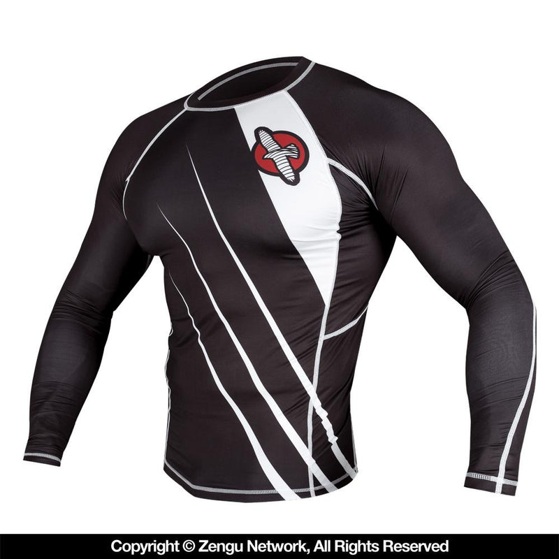 "Hayabusa ""Recast"" Rash Guard"
