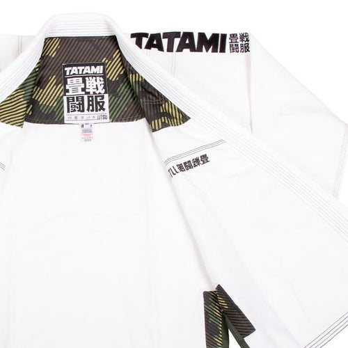 "Tatami ""Essential"" Women's BJJ Gi - White"