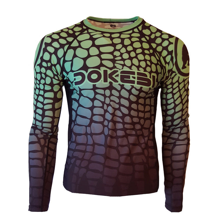 "Dokebi ""Jungle"" Rash Guard"