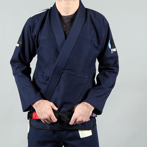 "Kitsune ""Views"" BJJ Gi - Navy Blue"