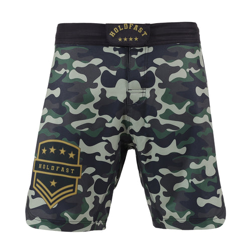 "Holdfast ""Competitor Series"": Army Inspired - Camo Shorts"