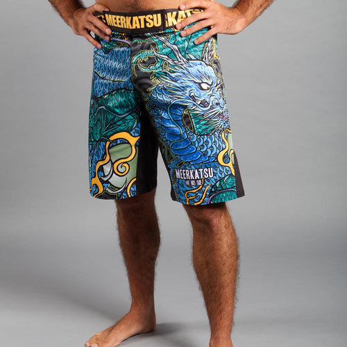 "Meerkatsu ""Colliding Dragons"" Shorts"