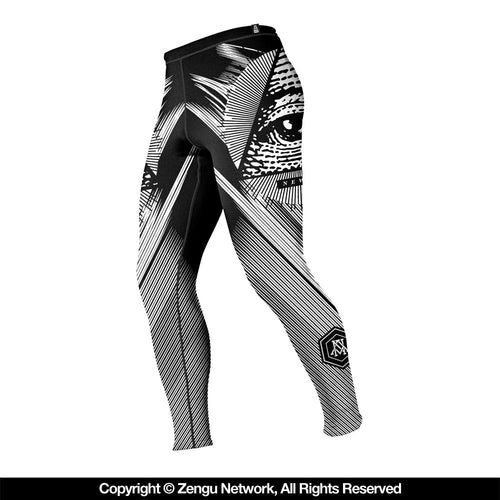 "Newaza ""All Submitting Eye"" Spats"