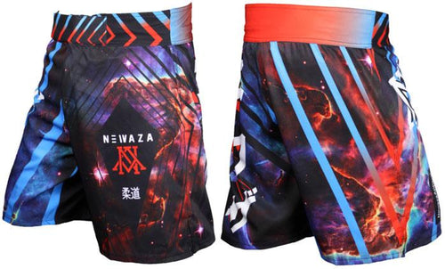 "Newaza ""Galaxy"" BJJ Shorts"
