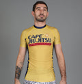 "93brand ""Cafe Jiu Jitsu"" Rash Guard"