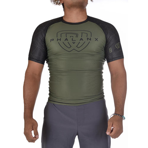 "Phalanx ""Metric"" Grappling Rash Guard"