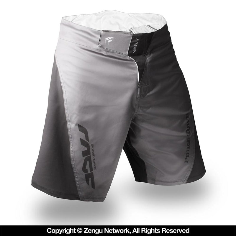 "PunchTown ""Rage"" Grappling Shorts"
