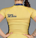 "93brand ""Cafe Jiu Jitsu"" Women's Rash Guard"