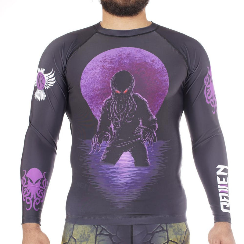 "Raven ""Cthulhu"" Rash Guard"