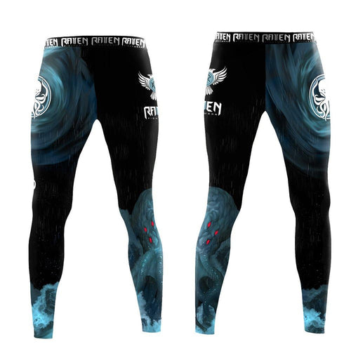 "Raven ""The Great Old Ones - Cthuhlu"" Women's Spats"
